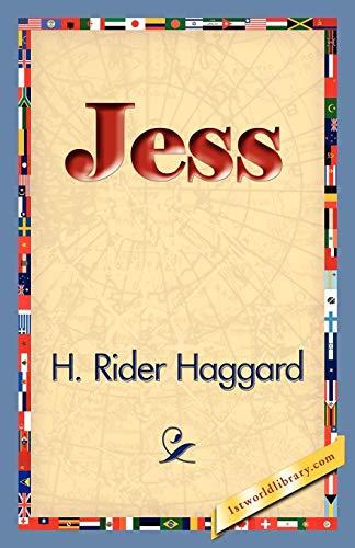 9781421830612: Jess