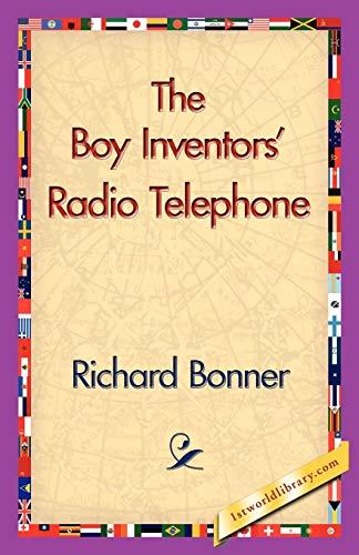 9781421831046: The Boy Inventors' Radio Telephone