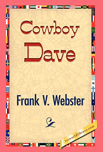Cowboy Dave (9781421832302) by Webster, Frank V.