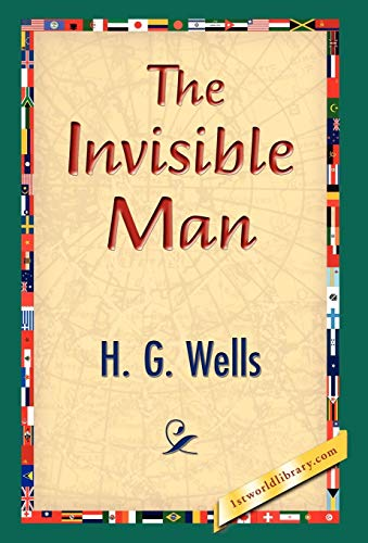 9781421832432: The Invisible Man: A Grotesque Romance