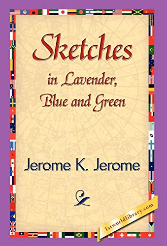 9781421838793: Sketches in Lavender, Blue and Green