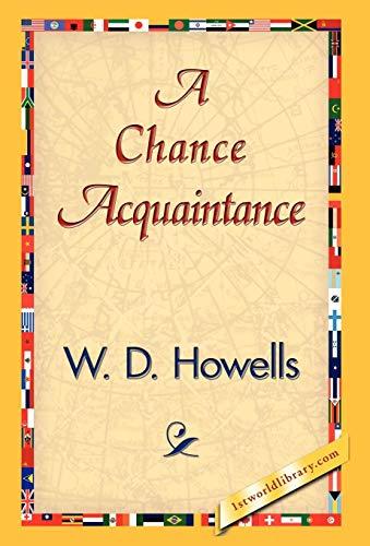 9781421839165: A Chance Acquaintance