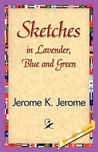 9781421839790: Sketches in Lavender, Blue and Green