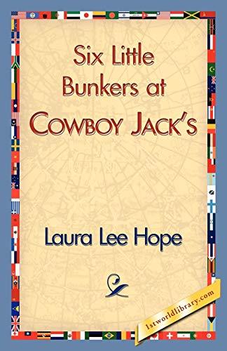 9781421839882: Six Little Bunkers at Cowboy Jack's