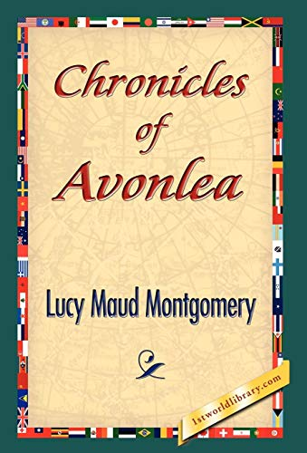 9781421841977: Chronicles of Avonlea