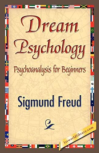 9781421843094: Dream Psychology