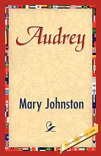 9781421845586: Audrey