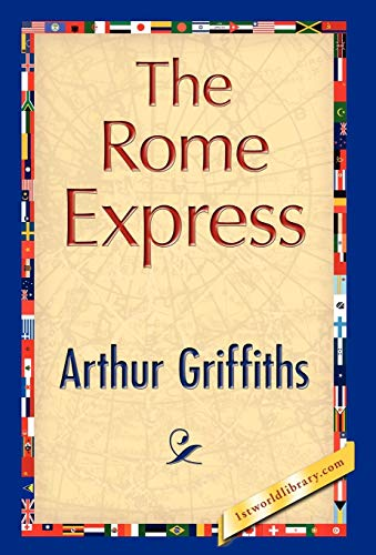 9781421846996: The Rome Express
