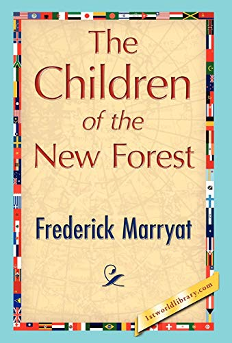 9781421847269: The Children of the New Forest
