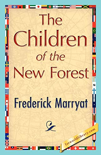 9781421848235: The Children of the New Forest