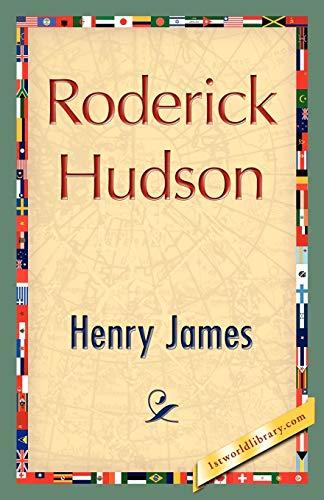 9781421848389: Roderick Hudson