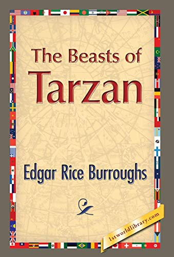9781421850924: The Beasts of Tarzan