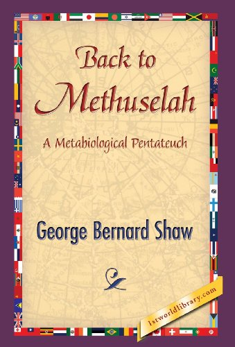 9781421851495: Back to Methuselah