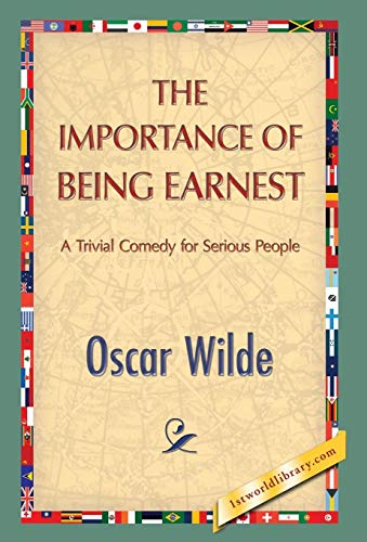 9781421851686: The Importance of Being Earnest