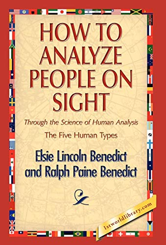 9781421891880: How to Analyze People on Sight