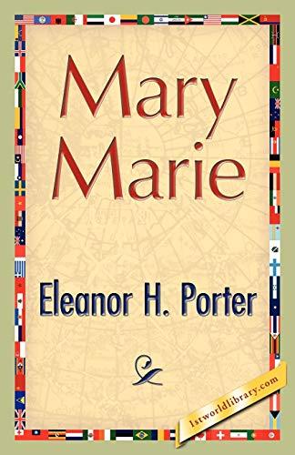 9781421893280: Mary Marie