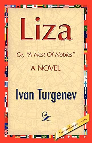 Liza: Ivan Sergeevich Turgenev