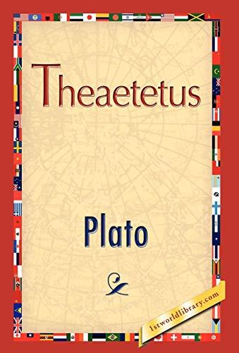 9781421894935: Theaetetus