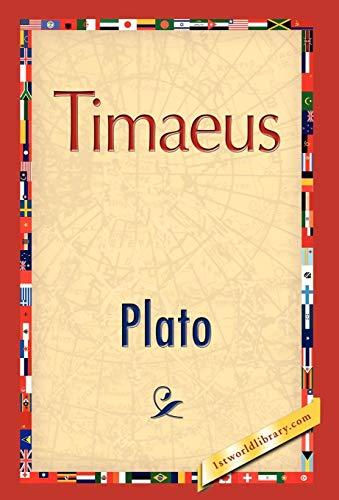 9781421894942: Timaeus