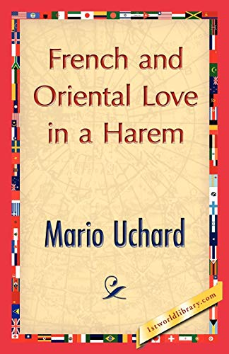 9781421896618: French and Oriental Love in a Harem