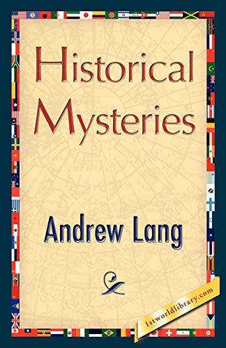 9781421896892: Historical Mysteries