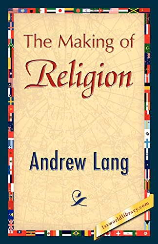 9781421896939: The Making of Religion