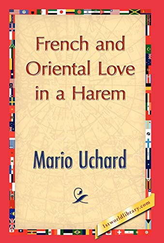 9781421897615: French and Oriental Love in a Harem