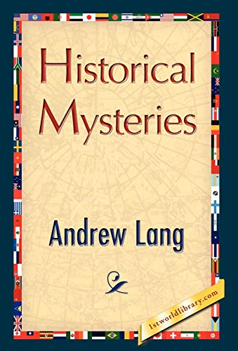 9781421897899: Historical Mysteries