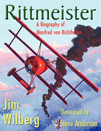 9781421899572: Rittmeister; A Biography of Manfred Von Richthofen