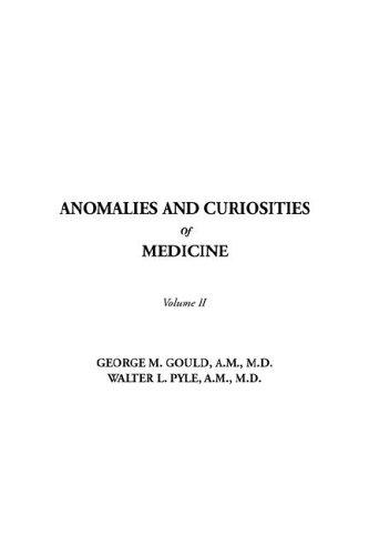 9781421900032: 3: Anomalies and Curiosities of Medicine, Volume II