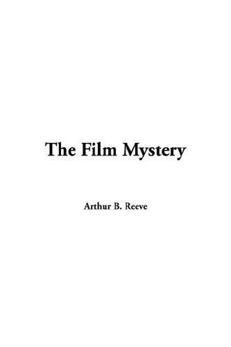 9781421900223: Film Mystery, The
