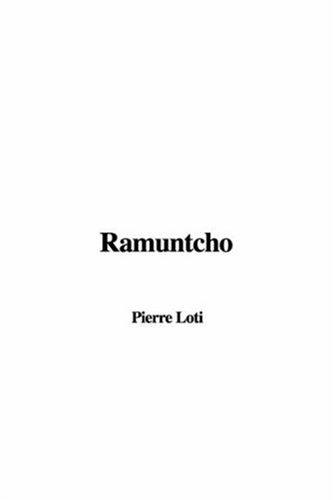 9781421908502: Ramuntcho