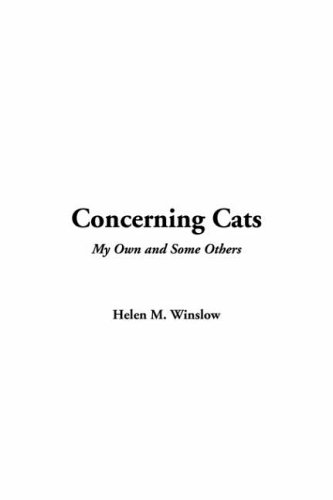 9781421910383: Concerning Cats