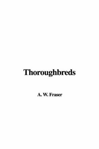 9781421912141: Thoroughbreds