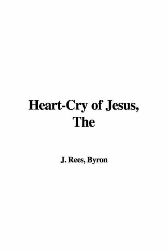 9781421917825: The Heart-Cry of Jesus