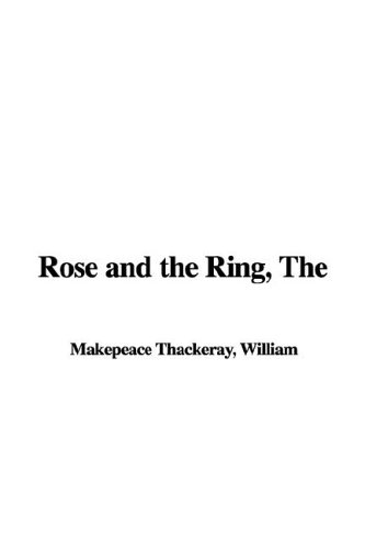 9781421933115: The Rose And the Ring