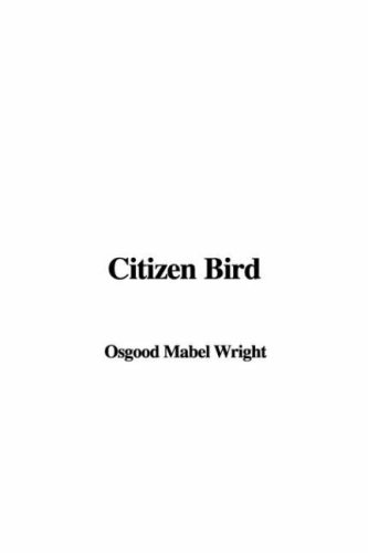 9781421934921: Citizen Bird