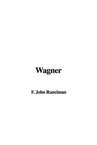 9781421941509: Wagner