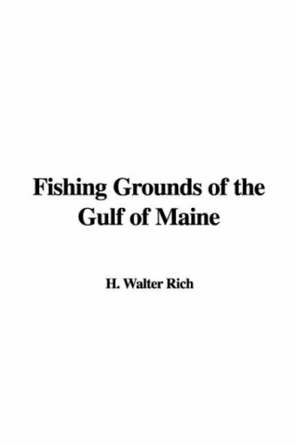 9781421946511: Fishing Grounds of the Gulf of Maine