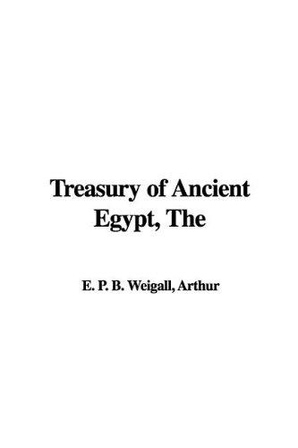 9781421956800: Treasury of Ancient Egypt
