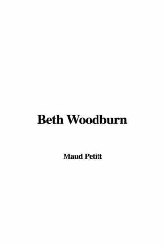 9781421958408: Beth Woodburn