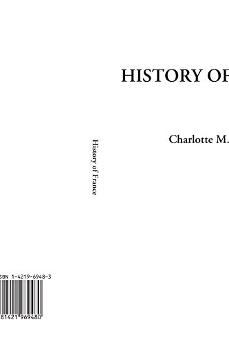 9781421969480: History of France