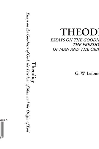9781421969787: Theodicy (Essays on the Goodness of God, the Freedom of Man and the Origin of Evil)