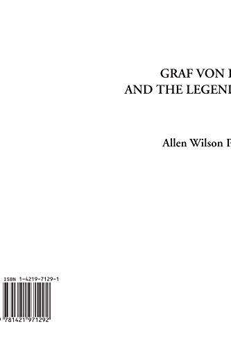 9781421971292: Graf von Loeben and the Legend of Lorelei