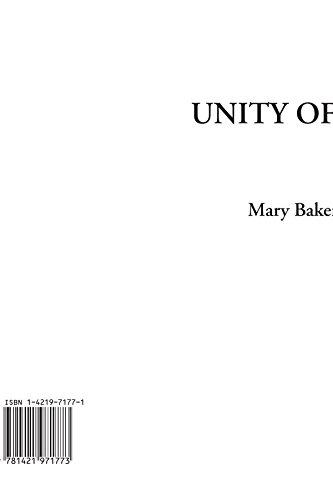 9781421971773: Unity of Good