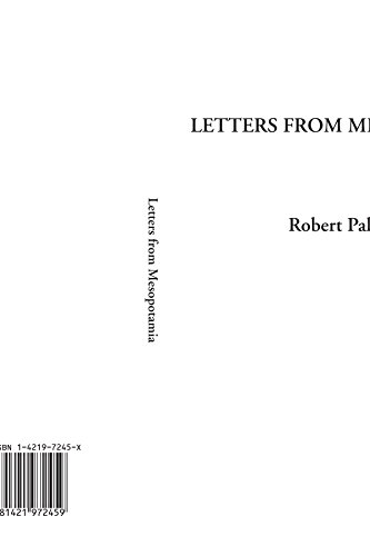 9781421972459: Letters from Mesopotamia