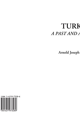 9781421973289: Turkey (A Past and a Future)