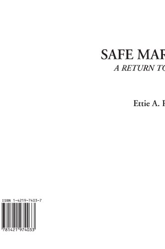 9781421974033: Safe Marriage (A Return to Sanity)