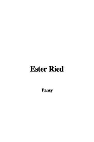 9781421978260: Ester Ried