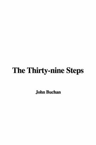 9781421981932: The Thirty-Nine Steps